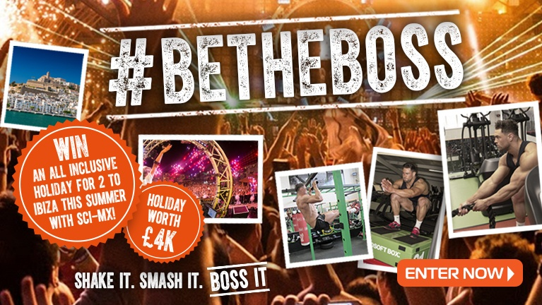 Be the boss was a promotion that had perfect form.jpg