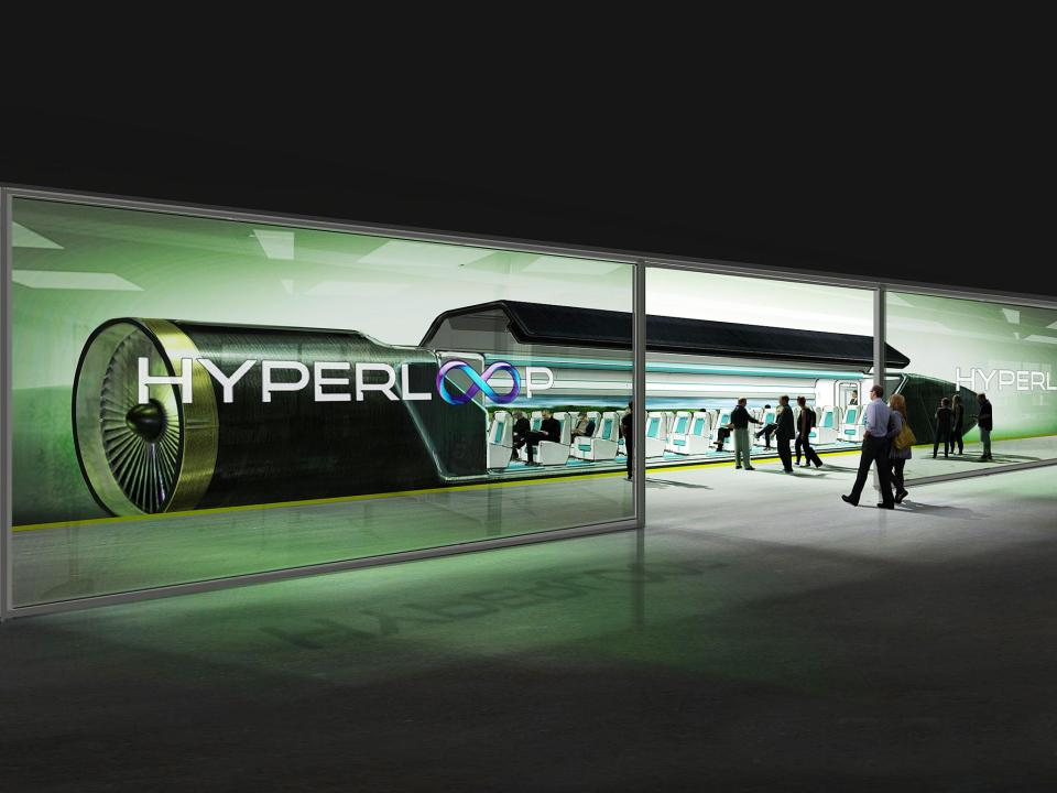 Hyper Loop is another travel trend waiting to happen