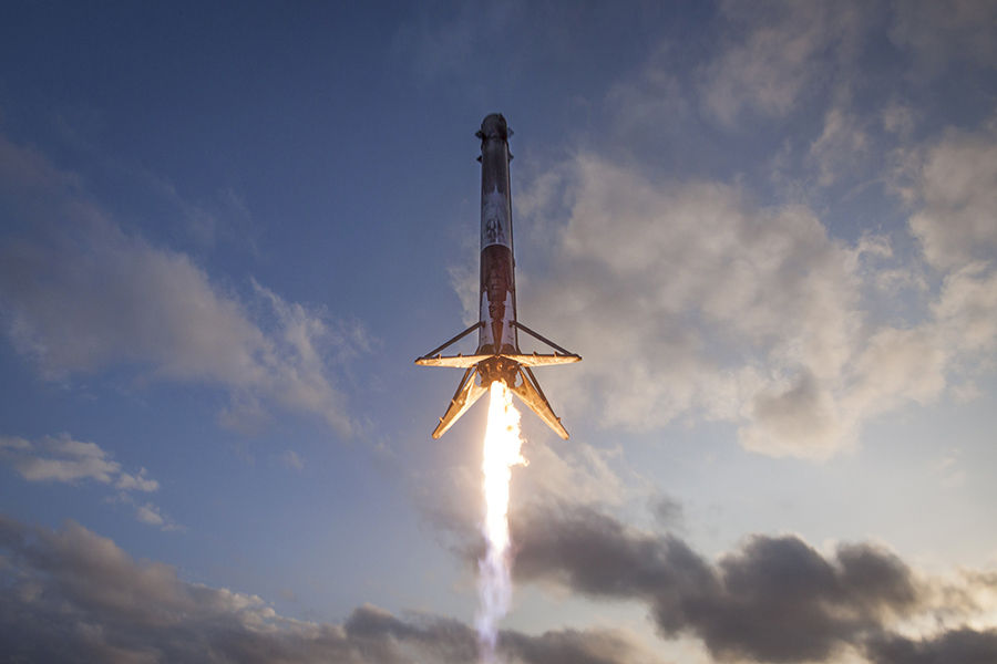 SpaceX is a travel trend setter