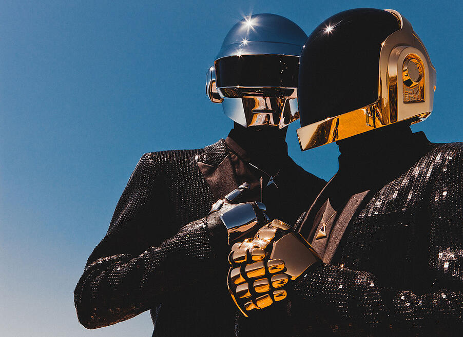daft punk have a thing or two to tell you about segmentation