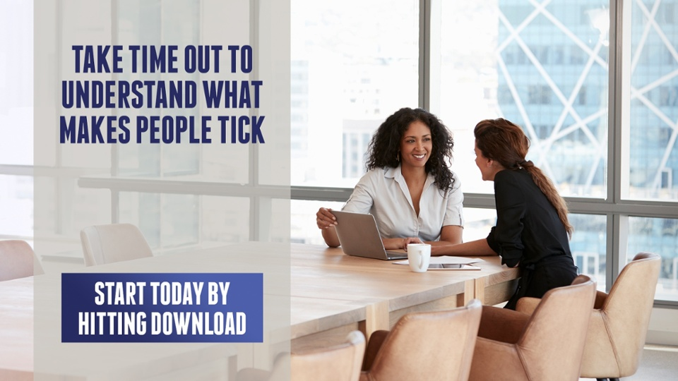 Take the time out to find what your employees want from you