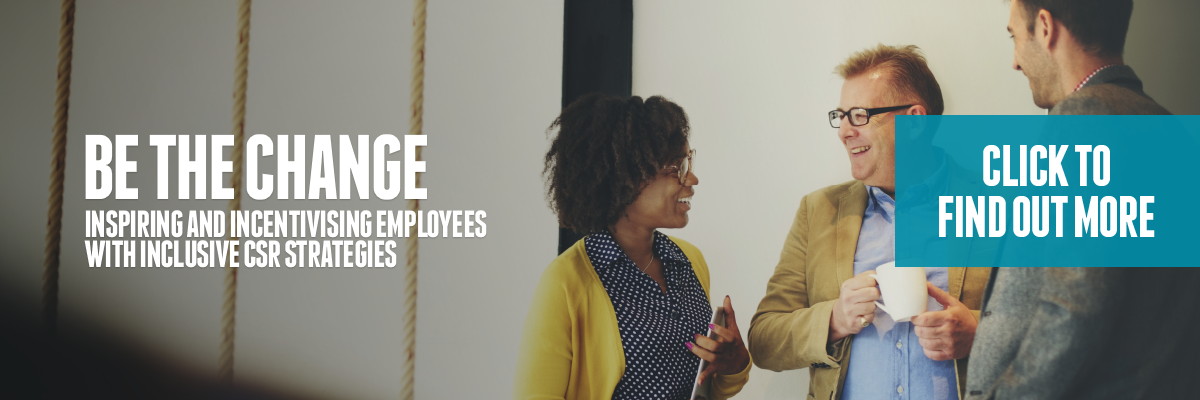 Be the Change - Inspiring and incentivising employees